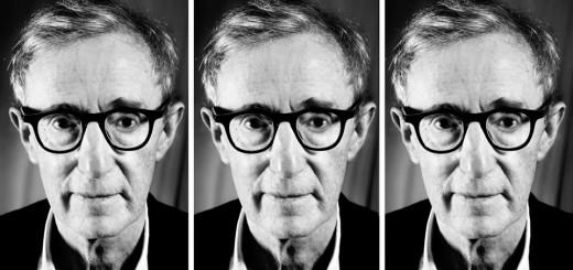 Woody Allen, por Alex de Brabant