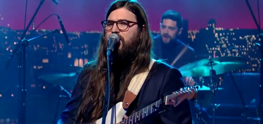 Matthew E White David Letterman